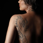 glamour tattoo photography