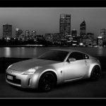 Nissan 350Z photo shoot