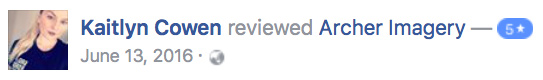 FB review from fb