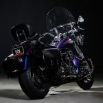 Studio motorbike shoot
