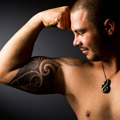 Tattoo portrait photography WA