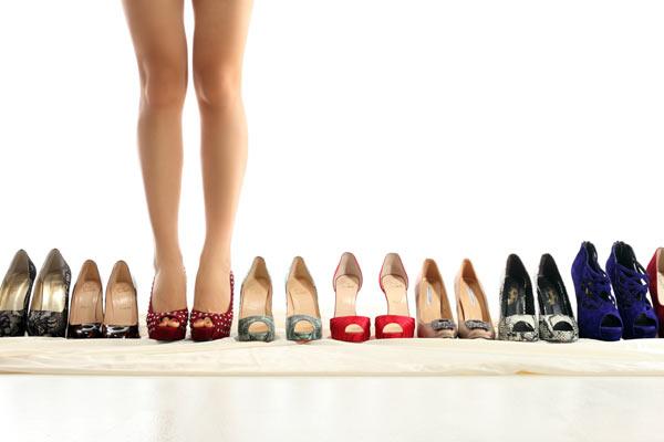 Shoe glamour photo