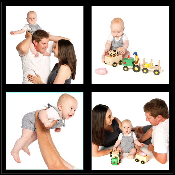 Family Studio Photography