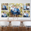 Canvas photo wall art Perth