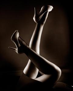Hot legs in heels