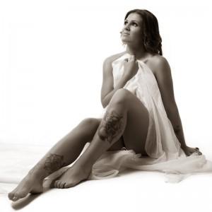 Sexy photo of a woman